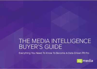[eBook] The Media Intelligence Buyer's Guide