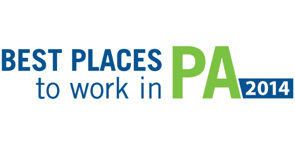 Best Place to work in PA 2014