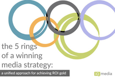 [eBook] The 5 rings of a winning media strategy