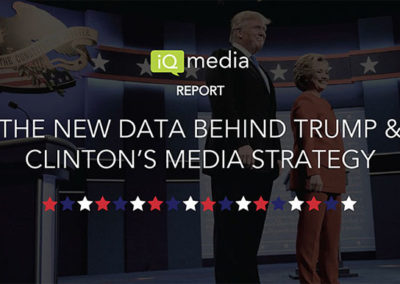 [report] 2016 Presidential Campaign Ad Spend Report