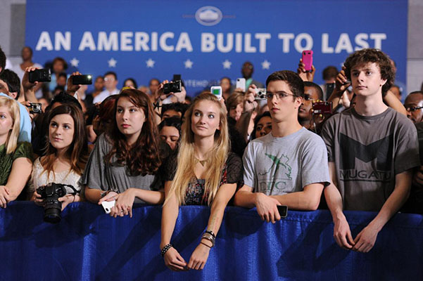 can earned media predict the millennial vote