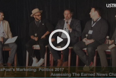 [video] MediaPost Marketing Politics Conference: Free Media at a Price Panel