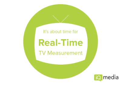 [SlideShare] Rant: It's About Time for Real-Time TV Measurement
