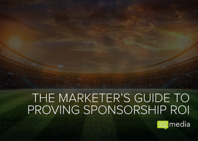 [eBook] The Marketer's Guide to Sponsorship ROI